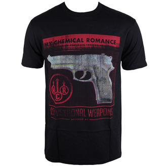t-shirt metal men's My Chemical Romance - Conventional Weapons Vol 1 - PLASTIC HEAD - PH10137