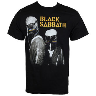 t-shirt metal men's Black Sabbath - NEVER SAY DIE - BRAVADO, BRAVADO, Black Sabbath