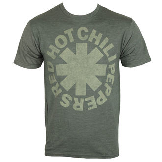 t-shirt metal men's Red Hot Chili Peppers - TONAL ASTERISK - BRAVADO, BRAVADO, Red Hot Chili Peppers