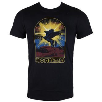 t-shirt metal men's Foo Fighters - Winged Horse - PLASTIC HEAD, PLASTIC HEAD, Foo Fighters