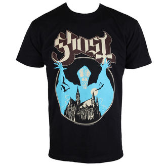 t-shirt metal men's Ghost - Opus Eponymous - PLASTIC HEAD - PH10202