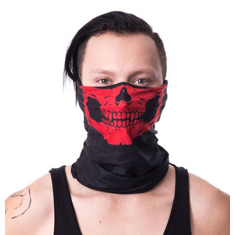 kerchief POIZEN INDUSTRIES - SM1 SNOOD - RED - POI156