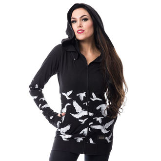 hoodie women's - SONG BIRD - VIXXSIN - POI160
