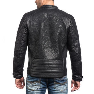 spring/fall jacket men's - Dusty Metal - AFFLICTION, AFFLICTION