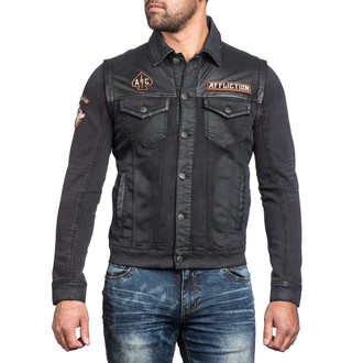 jacket men spring/fall AFFLICTION - Bike Cutter, AFFLICTION