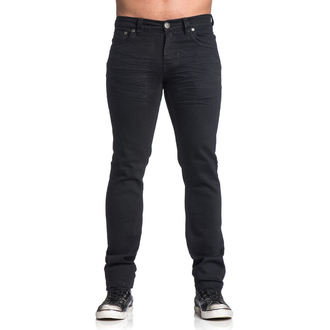 pants men AFFLICTION - Gage Rising - Black, AFFLICTION