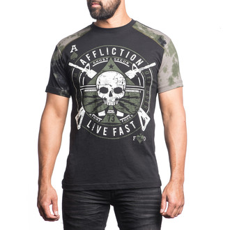 t-shirt hardcore men's - Ace Lightning - AFFLICTION, AFFLICTION