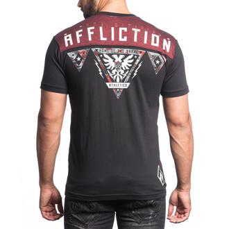 t-shirt hardcore men's - Edge - AFFLICTION, AFFLICTION