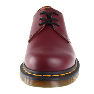 shoes Dr. Martens - 3-holes - DM 1461 59 - CHERRY RED SMOOTH, Dr. Martens