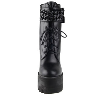 boots women BANNED - BND077BLK
