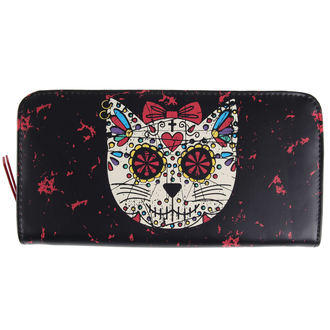 wallet BANNED - WBN1413BLK/RED