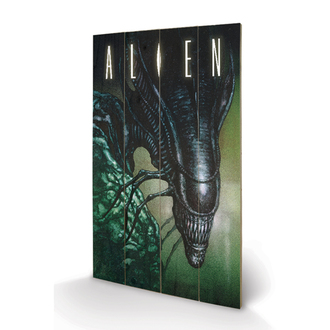 wooden image Alien - Creep - Pyramid Posters - LW11444P