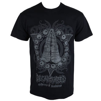 t-shirt metal men's Decapitated - SPHERES OF MADNESS - RAZAMATAZ, RAZAMATAZ, Decapitated