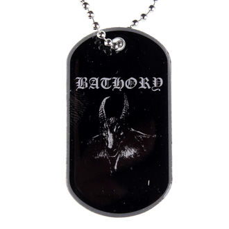 Collar (dog tag) Bathory - GOAT - RAZAMATAZ, RAZAMATAZ, Bathory