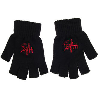 Gloves Death - LOGO - RAZAMATAZ, RAZAMATAZ, Death