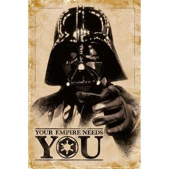 Poster Star Wars - Your Empire Needs You, PYRAMID POSTERS