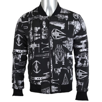 Men's spring-autumn jacket  BIOWORLD - Star Wars - Ultimate Rebel Alliance, BIOWORLD, Star Wars