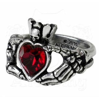 Ring ALCHEMY GOTHIC - Claddagh By Night - R210