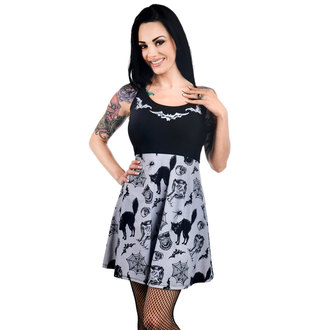 Women's dress TOO FAST - VINTAGE GRAVEYARD - TOO024