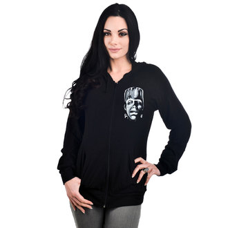 hoodie women's - MONSTER SIDESHOW - TOO FAST, TOO FAST