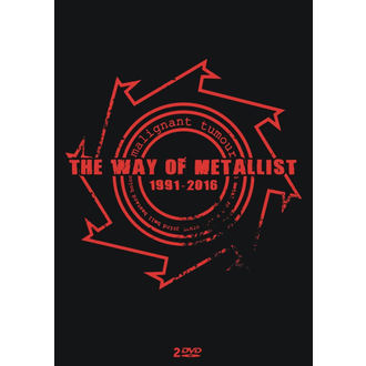 DVDs Malignant Tumour - The Way Of Metallist - MT016