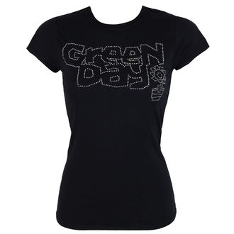 t-shirt metal women's Green Day - Flower Pot - ROCK OFF, ROCK OFF, Green Day