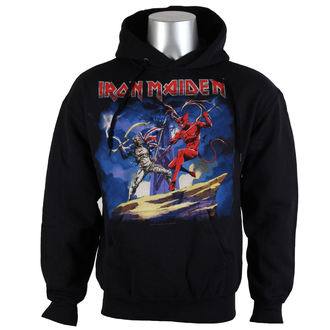 hoodie men's Iron Maiden - Legacy Beast Fight - ROCK OFF, ROCK OFF, Iron Maiden