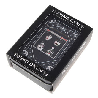 playing cards KISS - Casino Quality, Kiss