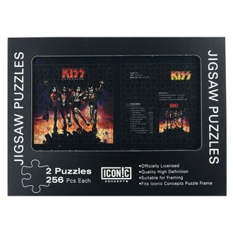 puzzle KISS - Destroyer, Kiss