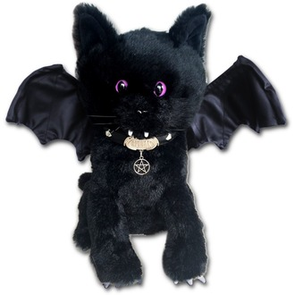 plush toy SPIRAL - BAT CAT - Winged Collectable Soft, SPIRAL