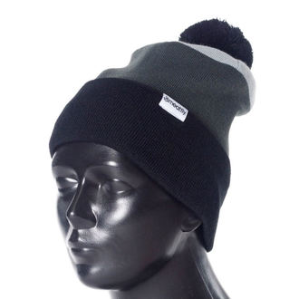 Beanie MEATFLY - Gronk D - Black / Gray - MEAT043