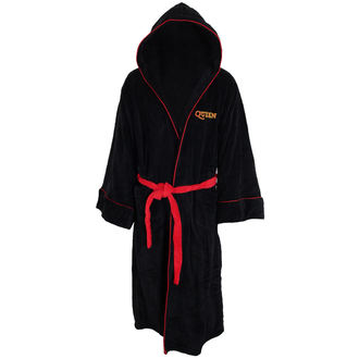 bathrobe Queen - Black, Queen