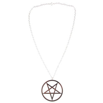 collar ETNOX - Big Plain Pentagram, ETNOX
