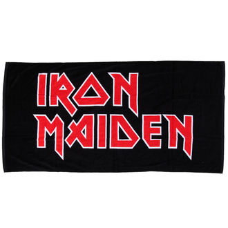Towel Iron Maiden - Logo, Iron Maiden