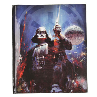 Notepad STAR WARS - DARTH VADER - LOW FREQUENCY - SDTSDT27013