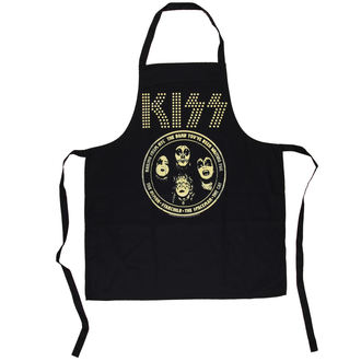 Apron KISS - BAND - LIVE NATION, LIVE NATION, Kiss