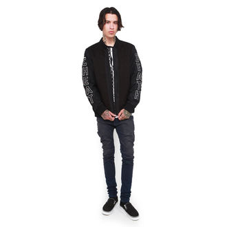 Jacket men spring/fall IRON FIST - IFM004888-Black