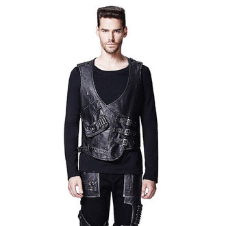 Vest men's PUNK RAVE - The Hunter, PUNK RAVE
