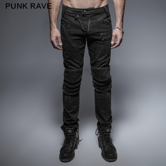 Pants men's PUNK RAVE - The Smog, PUNK RAVE