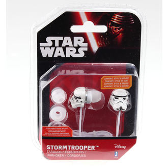 headphones Star Wars - Stormtrooper - Wht - JAZ15230(3)