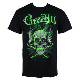 t-shirt metal men's Cypress Hill - Skull N Pipes -, Cypress Hill