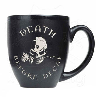 Cup ALCHEMY GOTHIC - Death Before Decaf - ALMUG3