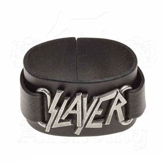 Bracelet Slayer - ALCHEMY GOTHIC - Logo, ALCHEMY GOTHIC, Slayer