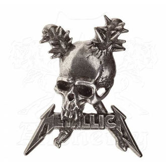 Tack Metallica - ALCHEMY GOTHIC - Damage, ALCHEMY GOTHIC, Metallica