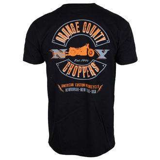 t-shirt men's - Lightning - ORANGE COUNTY CHOPPERS, ORANGE COUNTY CHOPPERS