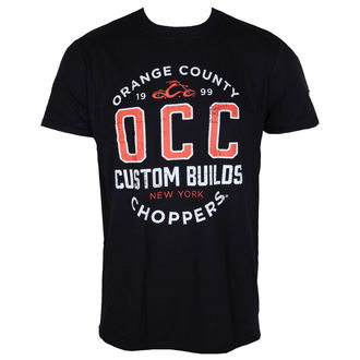 t-shirt men's - Rebel - ORANGE COUNTY CHOPPERS, ORANGE COUNTY CHOPPERS