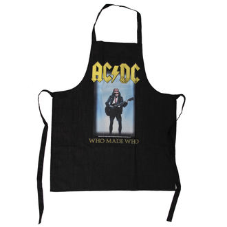 Apron AC / DC - Who Made Who Apron - LOW FREQUENCY, LOW FREQUENCY, AC-DC