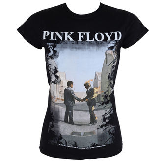 t-shirt metal women's Pink Floyd - Burning Man - LOW FREQUENCY - PFGS06011