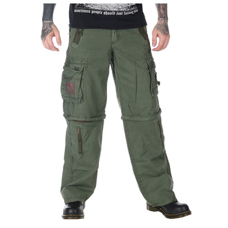 Pants men's SURPLUS - ROYAL OUTBACK - GREEN - 05-3701-64