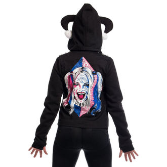 hoodie women's Suicide Squad - HARLEY REBEL - NNM, NNM, Suicide Squad